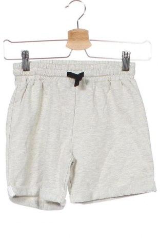 Детски къс панталон Crafted, Размер 5-6y/ 116-122 см, Цвят Сив, 98% памук, 2% полиестер, Цена 24,00лв.