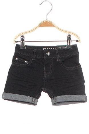 Детски къс панталон Firetrap, Размер 9-12m/ 74-80 см, Цвят Син, 74% памук, 24% полиестер, 2% еластан, Цена 27,30лв.