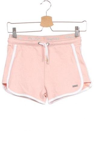 Детски къс панталон Firetrap, Размер 8-9y/ 134-140 см, Цвят Розов, 100% памук, Цена 22,40лв.