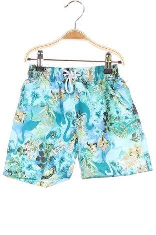 Детски къс панталон Guillermina Baeza, Размер 6-7y/ 122-128 см, Цвят Многоцветен, Полиестер, Цена 7,98лв.