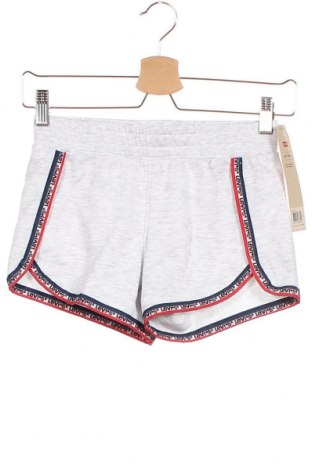 Παιδικό κοντό παντελόνι Levi's, Μέγεθος 9-10y/ 140-146 εκ., Χρώμα Γκρί, 60% βαμβάκι, 40% πολυεστέρας, Τιμή 18,95€