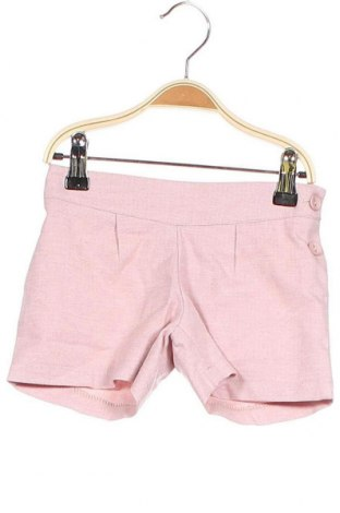 Παιδικό κοντό παντελόνι Little Celebs, Μέγεθος 3-4y/ 104-110 εκ., Χρώμα Ρόζ , Βαμβάκι, Τιμή 11,39€