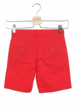 Pantaloni scurți pentru copii Neck & Neck, Mărime 3-4y/ 104-110 cm, Culoare Roșu, Bumbac, Preț 145,56 Lei
