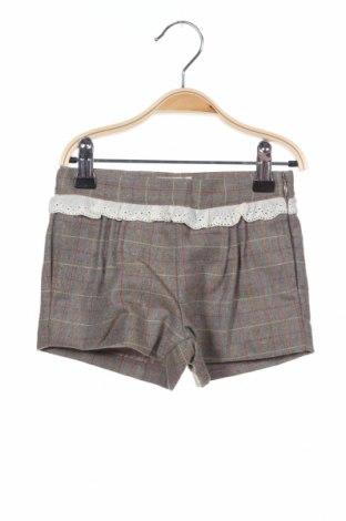 Παιδικό κοντό παντελόνι Neck & Neck, Μέγεθος 2-3y/ 98-104 εκ., Χρώμα Πολύχρωμο, 80% πολυεστέρας, 20% μαλλί, Τιμή 10,67€