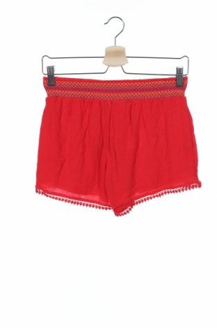 Παιδικό κοντό παντελόνι Wonder Nation, Μέγεθος 13-14y/ 164-168 εκ., Χρώμα Κόκκινο, Βισκόζη, Τιμή 3,64€
