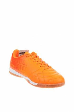 Детски обувки, Размер 38, Цвят Оранжев, Еко кожа, Цена 27,60лв.