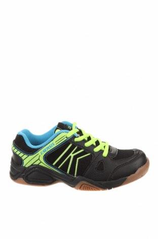 Детски обувки, Размер 31, Цвят Черен, Еко кожа, текстил, Цена 31,86лв.