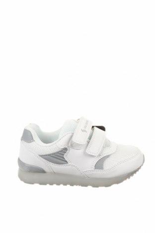 Детски обувки, Размер 29, Цвят Бял, Еко кожа, текстил, Цена 28,00лв.