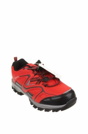 Детски обувки, Размер 34, Цвят Червен, Текстил, еко кожа, Цена 24,78лв.