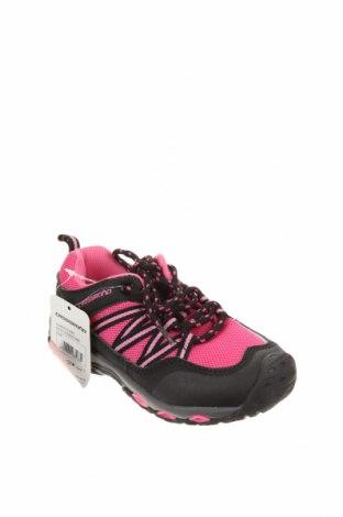 Детски обувки, Размер 28, Цвят Черен, Текстил, еко кожа, Цена 23,01лв.
