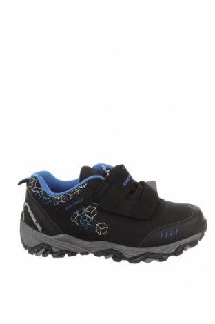 Детски обувки, Размер 32, Цвят Черен, Еко кожа, текстил, Цена 33,04лв.