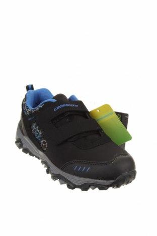 Детски обувки, Размер 33, Цвят Черен, Еко кожа, текстил, Цена 33,04лв.