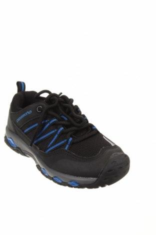 Детски обувки, Размер 30, Цвят Черен, Еко кожа, текстил, Цена 27,14лв.
