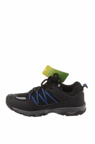 Детски обувки, Размер 32, Цвят Черен, Еко кожа, текстил, Цена 27,14лв.