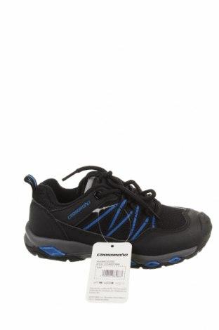 Детски обувки, Размер 29, Цвят Черен, Еко кожа, текстил, Цена 27,14лв.
