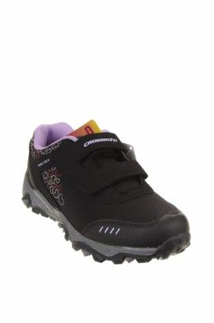 Детски обувки, Размер 34, Цвят Черен, Еко кожа, текстил, Цена 33,63лв.