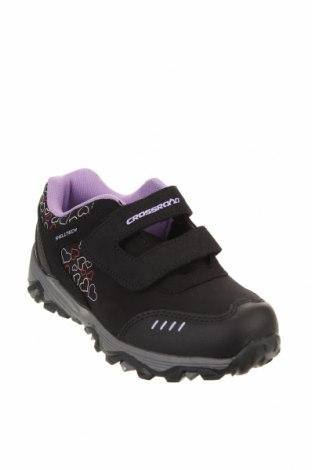 Детски обувки, Размер 32, Цвят Черен, Еко кожа, текстил, Цена 33,63лв.