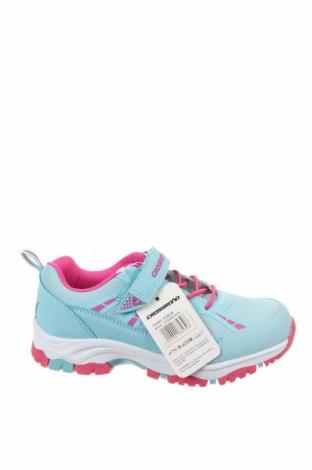 Детски обувки, Размер 32, Цвят Син, Еко кожа, текстил, Цена 28,91лв.