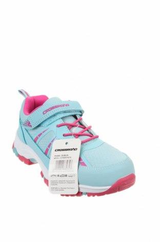 Детски обувки, Размер 33, Цвят Син, Еко кожа, текстил, Цена 28,91лв.