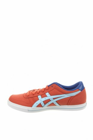 Детски обувки ASICS, Размер 40, Цвят Оранжев, Текстил, Цена 35,70лв.