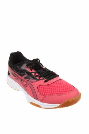 Детски обувки ASICS, Размер 40, Цвят Розов, Еко кожа, текстил, Цена 38,70лв.