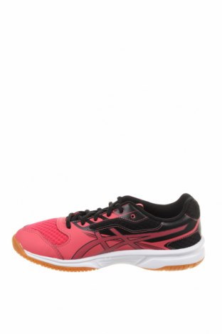 Детски обувки ASICS, Размер 37, Цвят Розов, Еко кожа, текстил, Цена 49,02лв.
