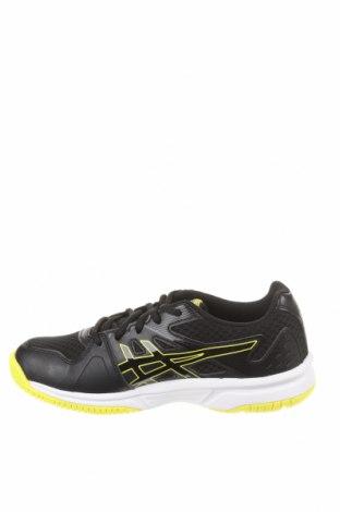 Детски обувки ASICS, Размер 38, Цвят Черен, Текстил, Цена 81,75лв.