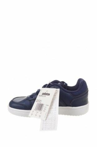Детски обувки Adidas, Размер 30, Цвят Син, Еко кожа, Цена 30,52лв.