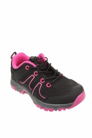 Детски обувки Alpine Pro, Размер 28, Цвят Черен, Текстил, еко кожа, Цена 35,19лв.