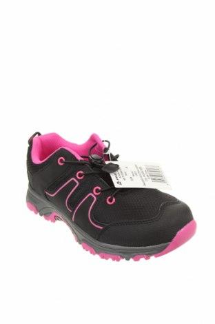Детски обувки Alpine Pro, Размер 35, Цвят Черен, Текстил, еко кожа, Цена 35,19лв.