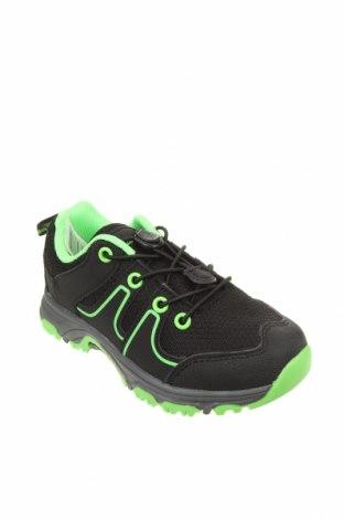 Детски обувки Alpine Pro, Размер 28, Цвят Черен, Текстил, еко кожа, Цена 33,81лв.