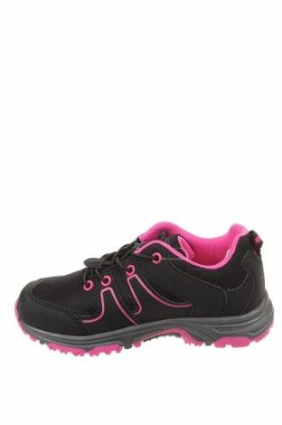 Детски обувки Alpine Pro, Размер 32, Цвят Черен, Текстил, еко кожа, Цена 33,81лв.