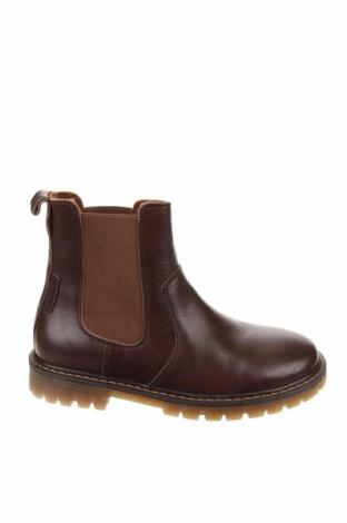 Детски обувки Bisgaard, Размер 32, Цвят Кафяв, Естествена кожа, Цена 35,70лв.