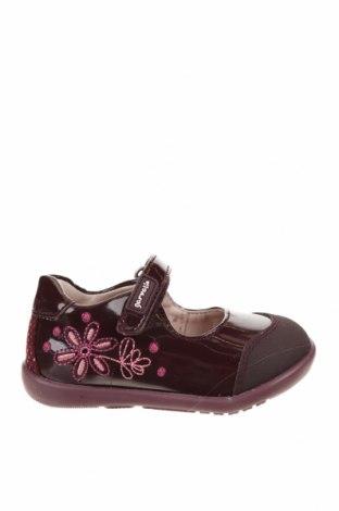 Παιδικά παπούτσια Garvalin, Μέγεθος 19, Χρώμα Βιολετί, Γνήσιο δέρμα, Τιμή 16,06€