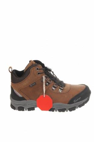 Детски обувки Kastinger, Размер 34, Цвят Кафяв, Еко кожа, Цена 66,75лв.