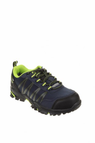 Детски обувки Lotto, Размер 32, Цвят Син, Текстил, еко кожа, Цена 33,82лв.