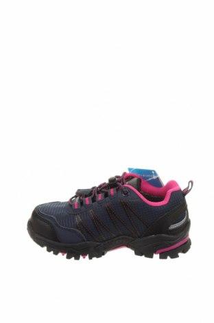 Детски обувки Lotto, Размер 28, Цвят Син, Еко кожа, текстил, Цена 33,82лв.