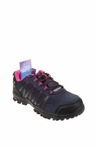 Детски обувки Lotto, Размер 34, Цвят Син, Еко кожа, текстил, Цена 38,27лв.