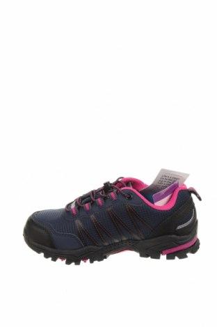 Детски обувки Lotto, Размер 34, Цвят Син, Еко кожа, текстил, Цена 33,82лв.
