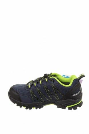 Детски обувки Lotto, Размер 30, Цвят Син, Текстил, еко кожа, Цена 38,27лв.