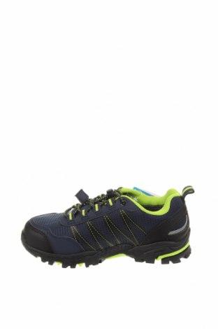 Детски обувки Lotto, Размер 33, Цвят Син, Текстил, еко кожа, Цена 33,82лв.