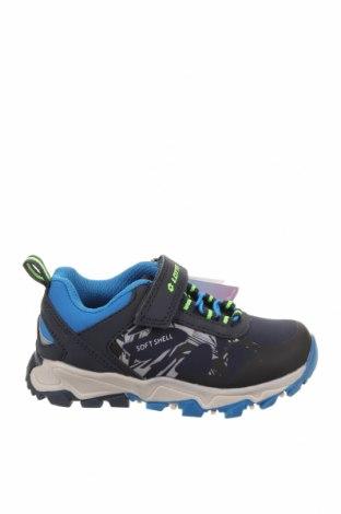 Детски обувки Lotto, Размер 25, Цвят Многоцветен, Еко кожа, текстил, Цена 32,93лв.