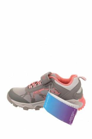 Детски обувки Lotto, Размер 29, Цвят Сив, Еко кожа, текстил, Цена 32,93лв.