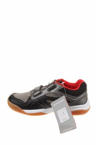 Детски обувки Lotto, Размер 34, Цвят Сив, Еко кожа, текстил, Цена 29,37лв.