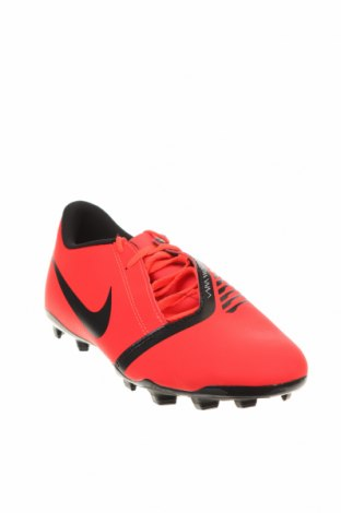 Детски обувки Nike, Размер 37, Цвят Червен, Полиуретан, Цена 37,62лв.