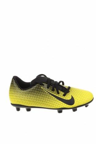 Детски обувки Nike, Размер 38, Цвят Жълт, Полиуретан, Цена 29,70лв.