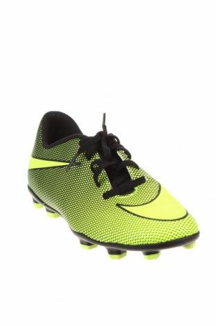 Детски обувки Nike, Размер 36, Цвят Зелен, Полиуретан, Цена 37,62лв.