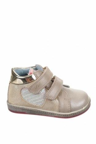 Παιδικά παπούτσια Pablosky, Μέγεθος 20, Χρώμα  Μπέζ, Γνήσιο δέρμα, Τιμή 15,73€