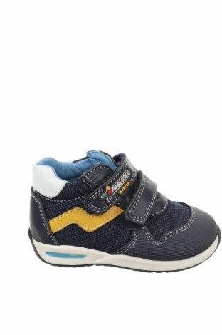 Παιδικά παπούτσια Pablosky, Μέγεθος 20, Χρώμα Μπλέ, Γνήσιο δέρμα, δερματίνη, Τιμή 15,73€
