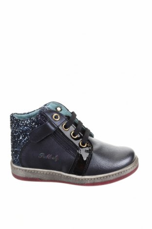 Детски обувки Pablosky, Размер 26, Цвят Син, Естествена кожа, Цена 38,15лв.